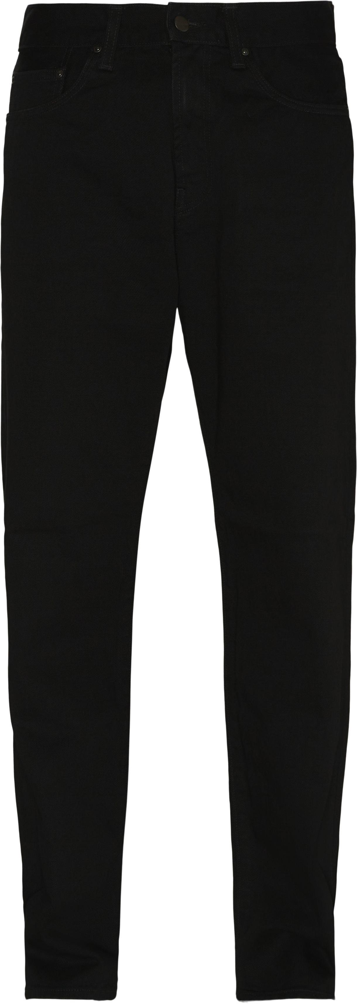 Pontiac Pant I029210 - Jeans - Straight fit - Sort